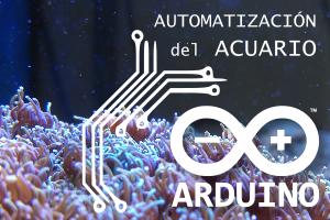 Automatización del acuario: Arduino
