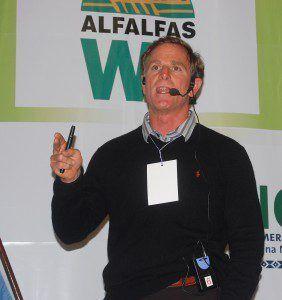 Steve Orloff, experto de la Universidad de Davis (USA)