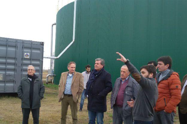 Resultado de imagen para huinca renanco biogas