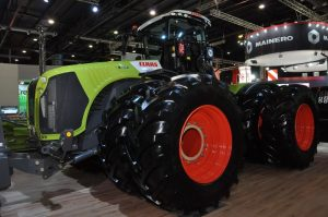 xerion claas