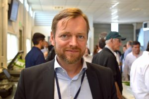 Rene Gislum Profesor de la Universidad de Dinamarca y vicepresidente de IHSG