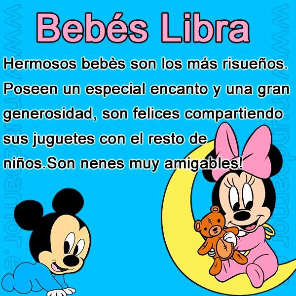 Personalidad bebés Libra