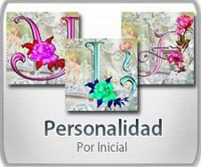 Personalidad por Inicial