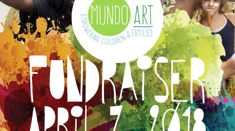 MundoArt Fundraiser Flyer