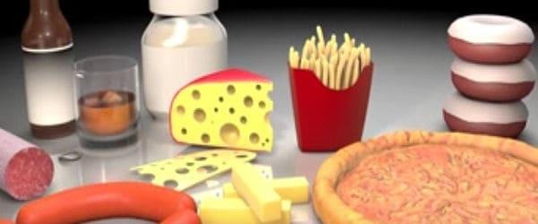alimentos que aumentan los niveles de triglicéridos