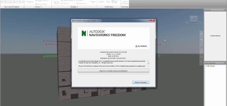 Navisworks Freedom