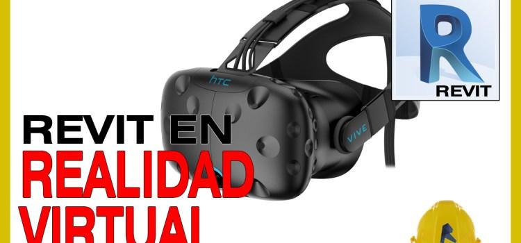revit y realidad virtual
