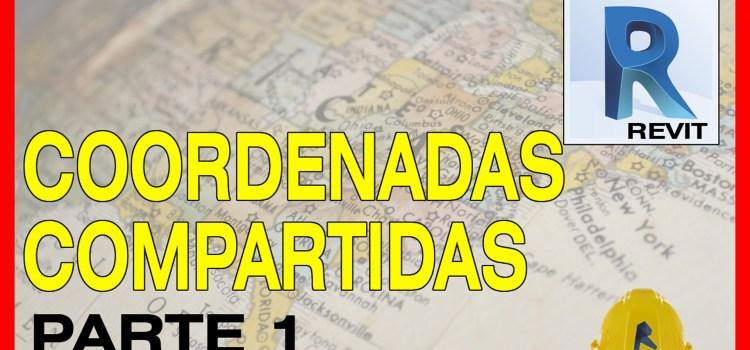 coordenadas compartidas shared coordinates revit