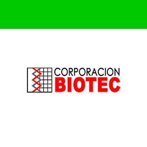 Logo Corporación Biotec