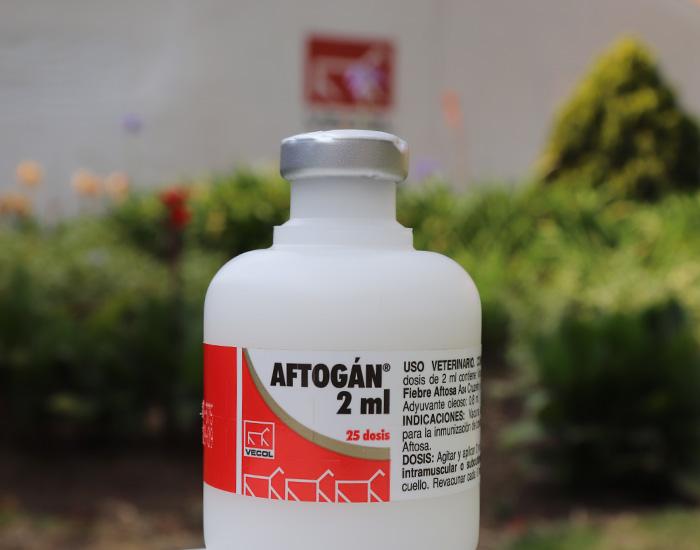 Vacuna AFTOGAN