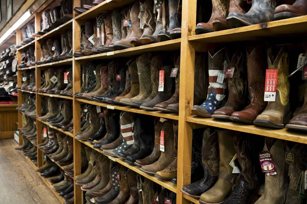 boots, cowboy, styles