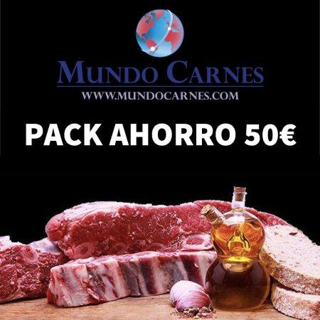 Pack carne gourmet