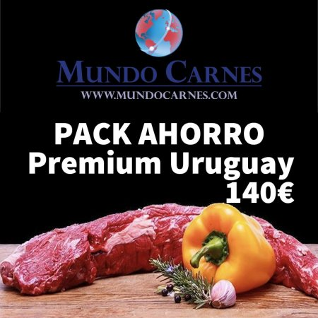 Pack ahorro premium uruguay carne