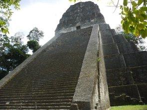 Templo V. Fotografía de Javi González.