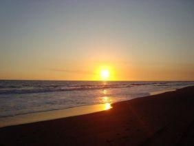 Foto por Heidy Marisol - Playa de Monterrico.