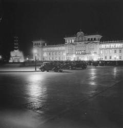 """Foto por Oswaldo Pineda Reyes. """"Para recordar El Palacio Nacional en el año 1,953."""""""