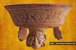 Ceramica maya foto por Maynor Marino Mijangos 3 - Galería - Fotos del Arte Maya