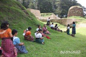 Gumarcaah Quiché foto por Osorious Oso - Fotos de Construcciones de los Mayas y sus Descendientes