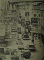 La Sexta Avenida en 1977, foto por Jose L. Lopez G.