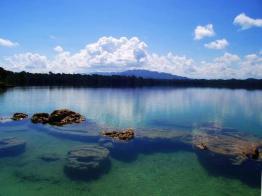 Laguna Lachuá foto por Sandra Esteban - Laguna Lachuá