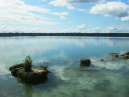Laguna Lachua foto por Valo Sandoval - Laguna Lachuá