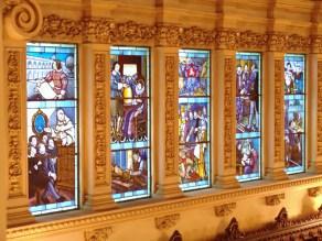 Palacio Nacional de Guatemala. Fotografía del Ministerio de Cultura y Deportes de Guatemala.