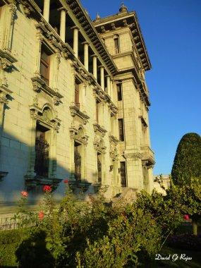 Palacio Nacional de la Cultura. Fotografía de David Gt. Rojas. - Guía Turística - Palacio Nacional de la Cultura, Guatemala