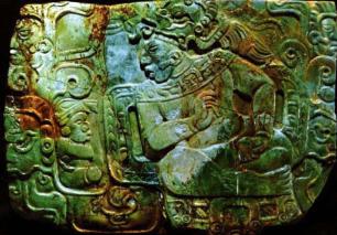 Placa de Jade de Nebaj Quiche mayasautenticos.jpg - Galería - Fotos del Arte Maya