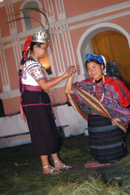 Ravin Ajaw - Elección de Rabín Ajaw, La Hija del Rey – La Reina Indígena Nacional