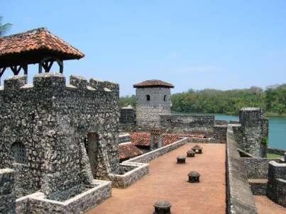 castillo 21 - El Castillo de San Felipe de Lara y los piratas