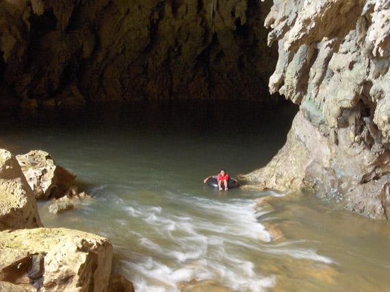 cuevas la candelaria 1 - Las Cuevas de Candelaria, Alta Verapaz