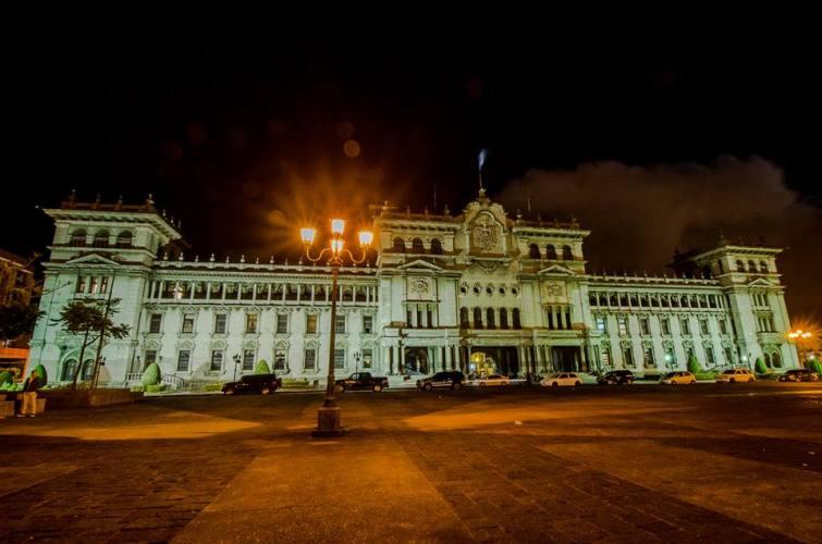 Guía Turística – Palacio Nacional de la Cultura, Guatemala
