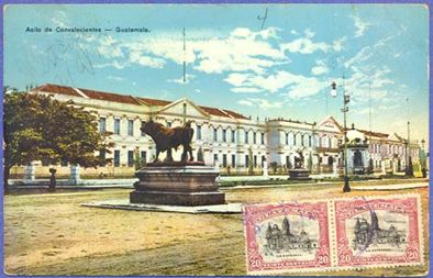 reforma a colores - El origen del Paseo La Reforma