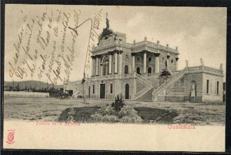 reforma palacio - El origen del Paseo La Reforma