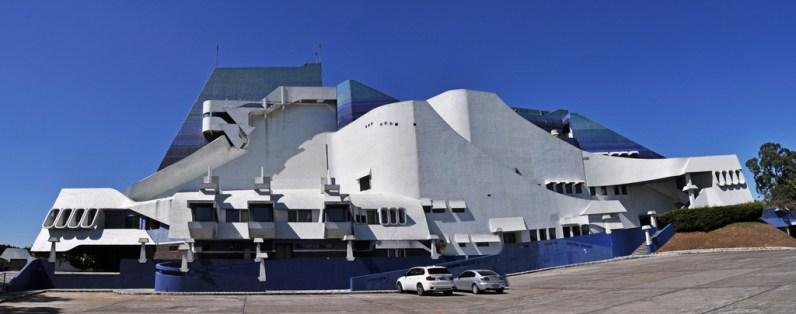 teatro nacional foro por pazroberto flickr 2 - Centro Cultural Miguel Ángel Asturias