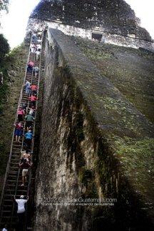 Tikal - foto por Maynor Marino Mijangos