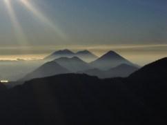 Foto por Javier Pimentel Zaghi - Cadena volcánica.