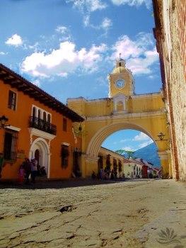 Arco de Santa Catalina foto por Joel Yok - Galería - Fotos de La Antigua Guatemala