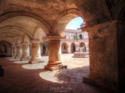 Convento de Capuchinas, Antigua Guatemala - foto por David Rojas