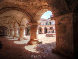 Convento de Capuchinas Antigua Guatemala foto por David Rojas - Galería  - Fotos de Guatemala por David Rojas