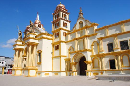 Iglesia San Pedro Soloma Huehuetenango Carlos Otoniel Herrera SUPER - El Departamento de Huehuetenango