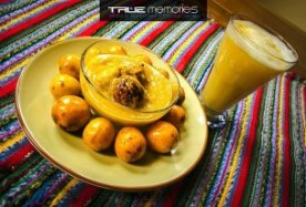 Jocotes en dulce - foto por True Memories Photography