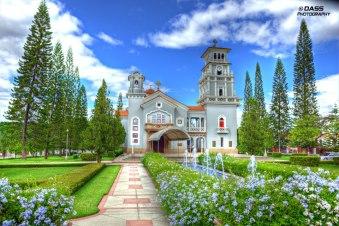 Santa Delfina foto por Tony Diego Silva DASS Photography - Galería - Fotos de Iglesias y Templos en Guatemala