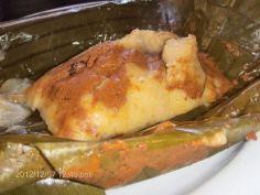 Tamal foto por Restaurante Bocabarra - Galería - Fotos de la Gastronomía Guatemalteca