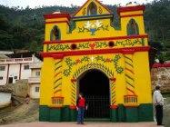 Xecul iglesia el Calvario san andres Xecul toto floridalma correa - Galería - Fotos de Iglesias y Templos en Guatemala