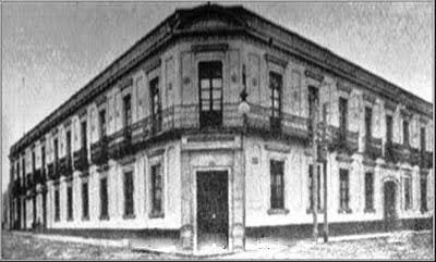 banco arriba 1 - El origen del edificio del Banco de Guatemala