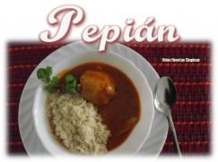 El Pepian - foto por Video Recetas Chapinas
