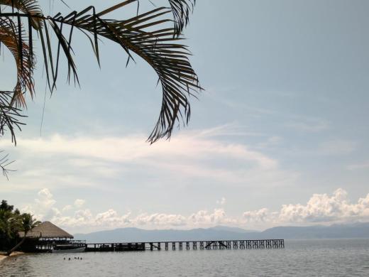 oliver palacios Playa Dorada - Playa Dorada en el Lago de Izabal