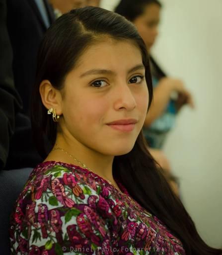 Rostros en Guatemala - Chapina - foto por Daniel Pablo Fotografia