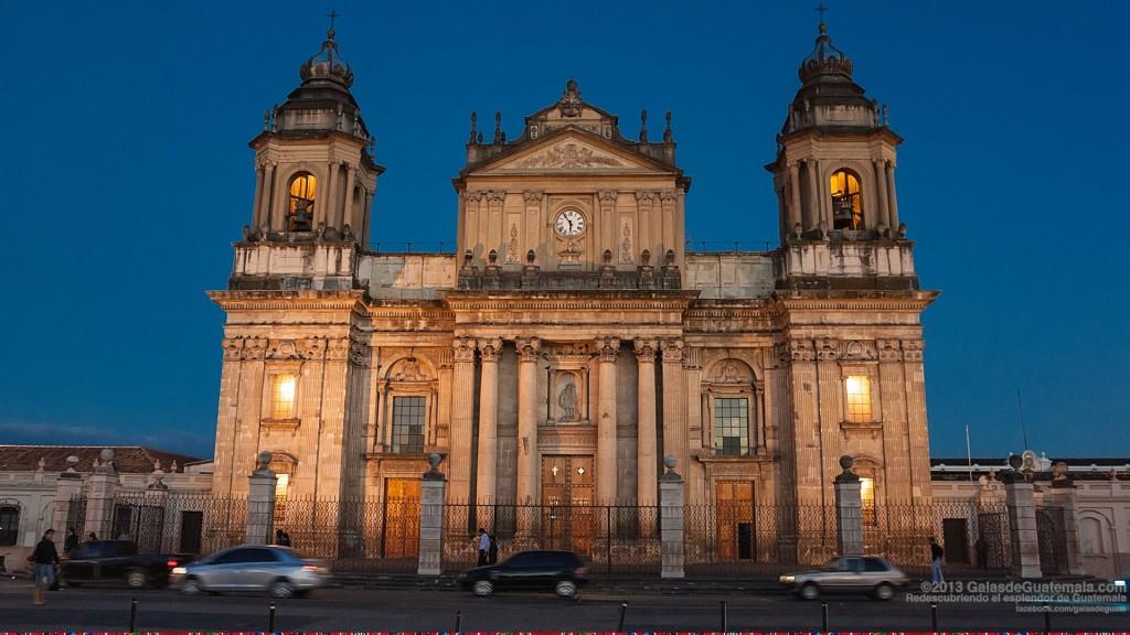 Catedral Metropolitana Ciudad de Guatemala foto por Maynor Marino Mijangos x e1370894677539 - La Historia de la Catedral Metropolitana de la Ciudad de Guatemala